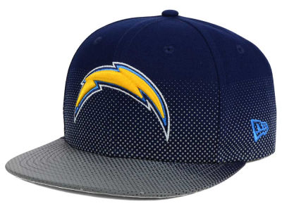 Los Angeles Chargers New Era NFL Flow Flect 9FIFTY Snapback Cap