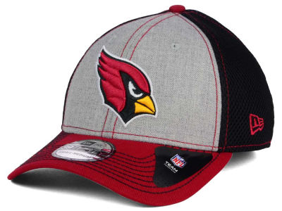 Arizona Cardinals New Era NFL Heathered Neo 39THIRTY Cap