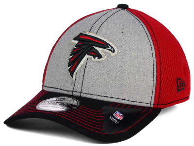 Atlanta Falcons New Era NFL Heathered Neo 39THIRTY Cap