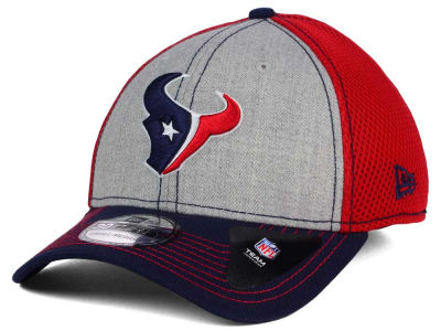 Houston Texans New Era NFL Heathered Neo 39THIRTY Cap