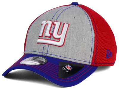 New York Giants New Era NFL Heathered Neo 39THIRTY Cap