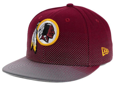Washington Redskins New Era NFL Flow Flect 9FIFTY Snapback Cap