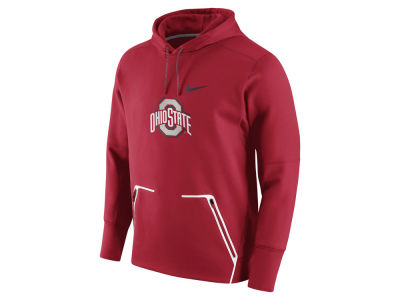 Ohio State Buckeyes Nike NCAA Men's Vapor Speed Fleece Hoodie