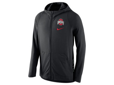 Ohio State Buckeyes Nike NCAA Men's Hyper Elite Full Zip Fleece Hoodie