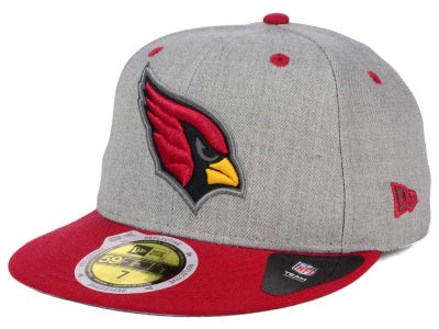 Arizona Cardinals New Era NFL Total Reflective 59FIFTY Cap