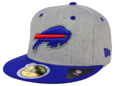 Buffalo Bills New Era NFL Total Reflective 59FIFTY Cap