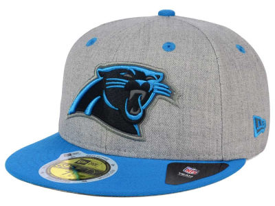Carolina Panthers New Era NFL Total Reflective 59FIFTY Cap