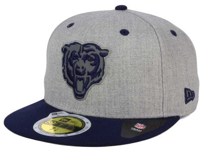 Chicago Bears New Era NFL Total Reflective 59FIFTY Cap