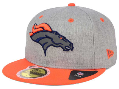 Denver Broncos New Era NFL Total Reflective 59FIFTY Cap