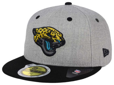 Jacksonville Jaguars New Era NFL Total Reflective 59FIFTY Cap