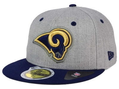 Los Angeles Rams New Era NFL Total Reflective 59FIFTY Cap