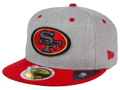 San Francisco 49ers New Era NFL Total Reflective 59FIFTY Cap
