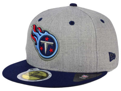 Tennessee Titans New Era NFL Total Reflective 59FIFTY Cap