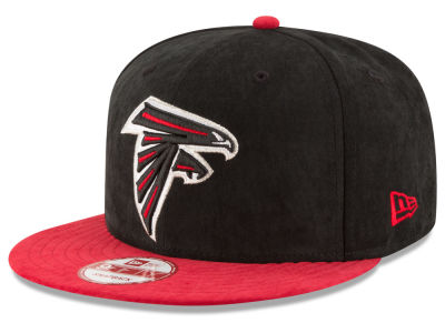 Atlanta Falcons New Era NFL Summer Suede 9FIFTY Snapback Cap