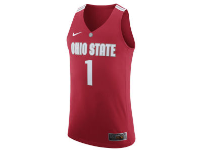 Ohio State Buckeyes Nike NCAA Men's Authentic Basketball Jersey