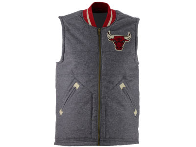 Chicago Bulls Mitchell and Ness NBA Men's Margin of Victory Vest