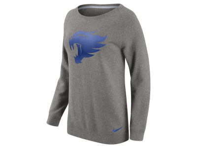 Kentucky Wildcats Nike NCAA Women's Champ Drive Boyfriend Crew Sweatshirt