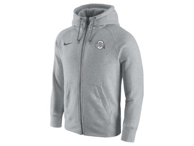 Ohio State Buckeyes Nike NCAA Men's Gridiron 2.0 Full Zip Hoodie