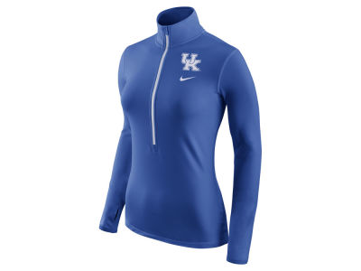 Kentucky Wildcats Nike NCAA Women's Pro Hyperwarm Half Zip Pullover
