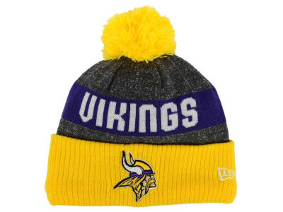 Minnesota Vikings New Era NFL 2016 Sport Knit