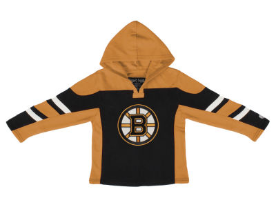 Boston Bruins Old Time Hockey NHL Youth Drift Hoodie