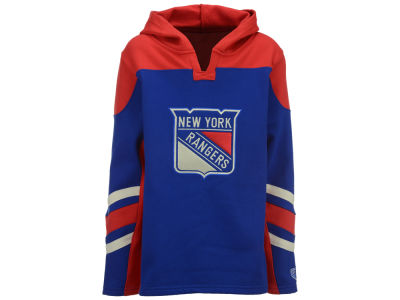 New York Rangers Old Time Hockey NHL Youth Drift Hoodie
