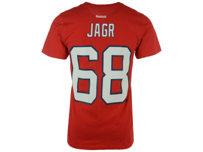 Florida Panthers Jaromir Jagr  Reebok NHL Men's Player T-Shirt