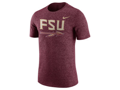 Florida State Seminoles Nike NCAA Men's Marled Logo T-Shirt""