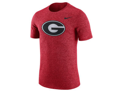 Georgia Bulldogs Nike NCAA Men's Marled Logo T-Shirt""