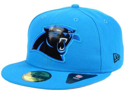 Carolina Panthers New Era NFL 2016 Beveled Team 59FIFTY Cap