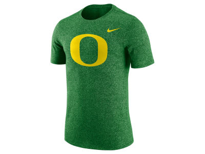 Oregon Ducks Nike NCAA Men's Marled Logo T-Shirt""