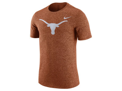 Texas Longhorns Nike NCAA Men's Marled Logo T-Shirt""