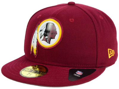 Washington Redskins New Era NFL 2016 Beveled Team 59FIFTY Cap