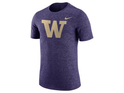 Washington Huskies Nike NCAA Men's Marled Logo T-Shirt""
