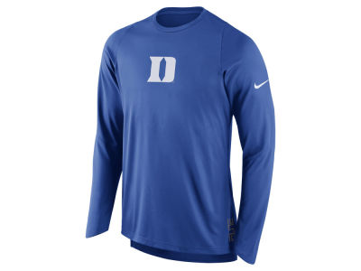 Duke Blue Devils Nike NCAA Men's Elite Shooter Long Sleeve T-Shirt