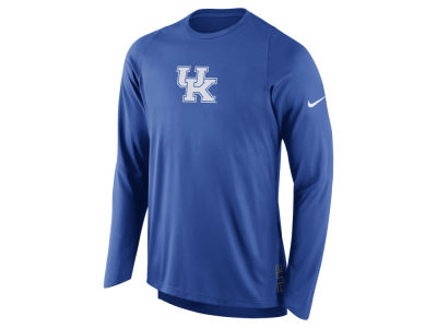 Kentucky Wildcats Nike NCAA Men's Elite Shooter Long Sleeve T-Shirt