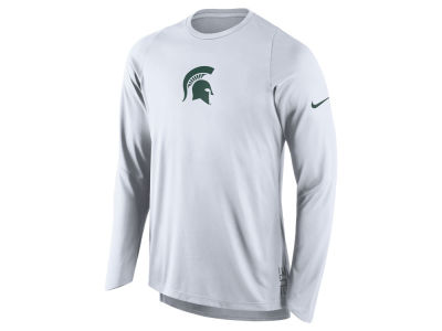 Michigan State Spartans Nike NCAA Men's Elite Shooter Long Sleeve T-Shirt