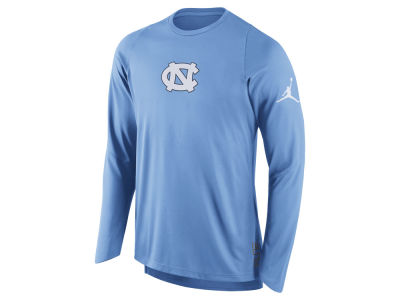 North Carolina Tar Heels Nike NCAA Men's Elite Shooter Long Sleeve T-Shirt