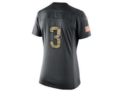 Seattle Seahawks Nike NFL Women's Salute to Service Jersey