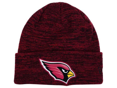 Arizona Cardinals New Era NFL Beveled Team Knit