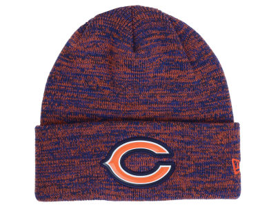 Chicago Bears New Era NFL Beveled Team Knit