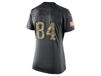 Pittsburgh Steelers Nike NFL Women's Salute to Service Jersey