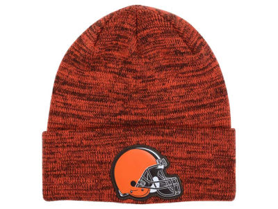 Cleveland Browns New Era NFL Beveled Team Knit