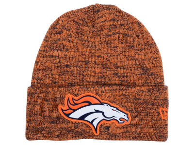 Denver Broncos New Era NFL Beveled Team Knit