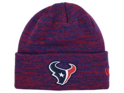 Houston Texans New Era NFL Beveled Team Knit