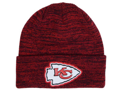 Kansas City Chiefs New Era NFL Beveled Team Knit