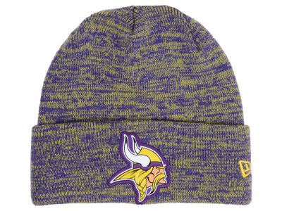 Minnesota Vikings New Era NFL Beveled Team Knit