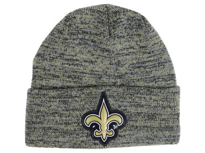 New Orleans Saints New Era NFL Beveled Team Knit