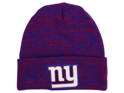 New York Giants New Era NFL Beveled Team Knit