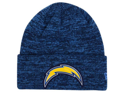San Diego Chargers New Era NFL Beveled Team Knit